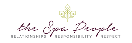 THE SPA PEOPLE LOGO