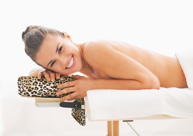 Massage Oasis - Amur leopard 1