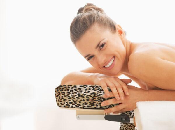 Massage Oasis - Amur leopard 3