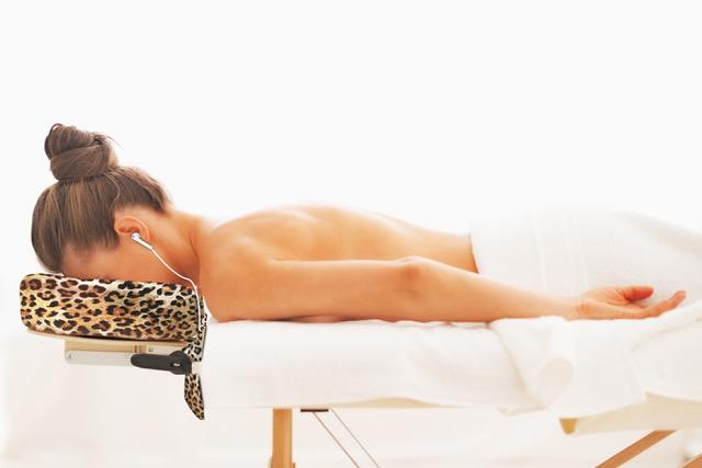 Massage Oasis - Amur leopard 4